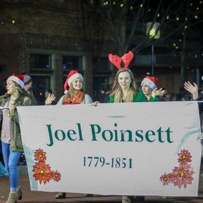 Greenville's Poinsettia Christmas Parade will be Dec.