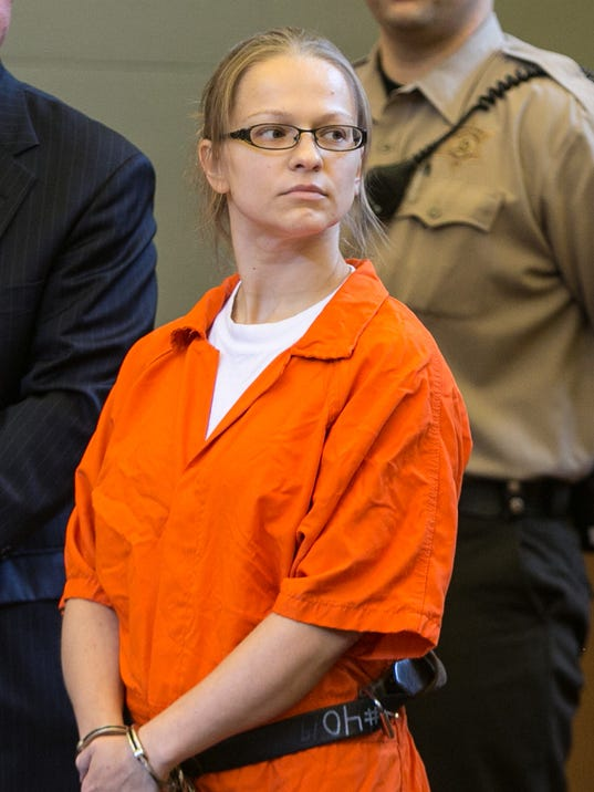 Angelika Graswald in court