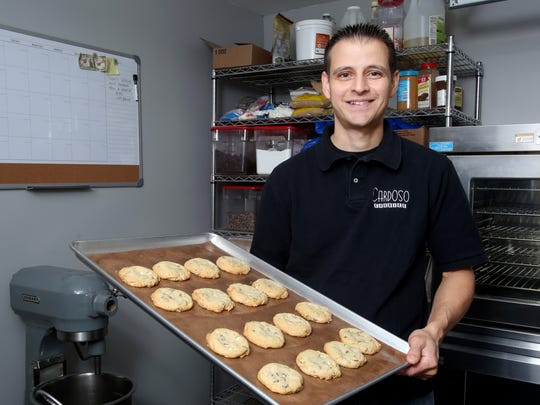 Anthony Cardoso, founder of Cardoso Cookies, expects
