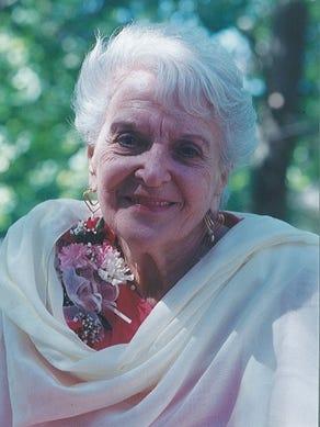 Shirley Rosenbaum