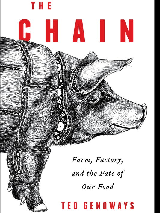 Book Review The Chain