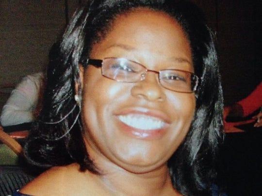 Paula DeBoles-Johnson, a program manager with Volunteer