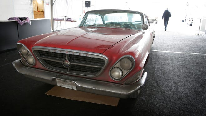 Cars don't stay idle in museums anymore-- at least not the LeMay--America's Car Museum located in Tacoma, Wash.