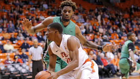 UTEP defeats UNT 84-75 Sunday at the Don Haskins Center.