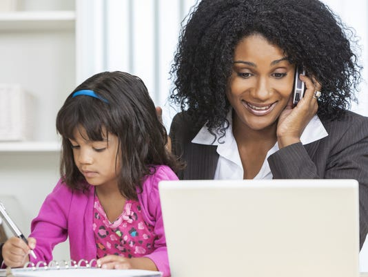 are working women better mothers