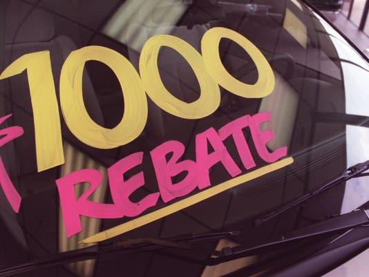 Car rebates
