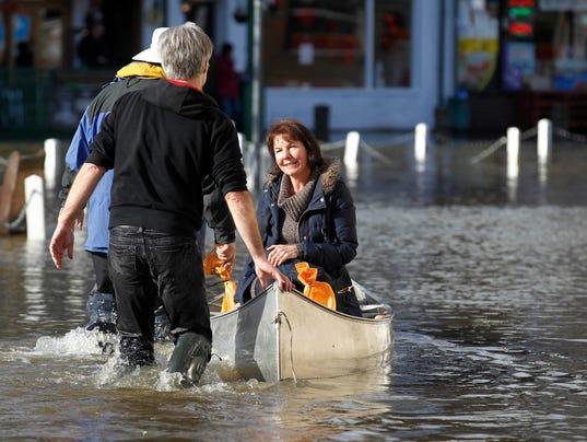 AP Britain Floods