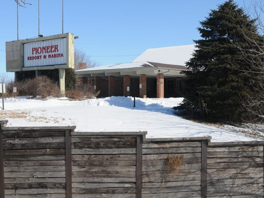 The Pioneer Resort and Marina property in Oshkosh has