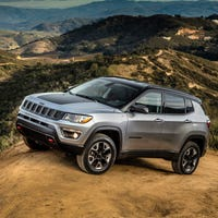 New Jeep Compass Aims To Conquer The Globe