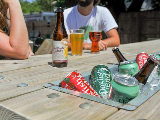 One of Dogfish Head's newest summer beer is coconut