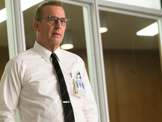 Kevin Costner stars as NASA head honcho Al Harrison