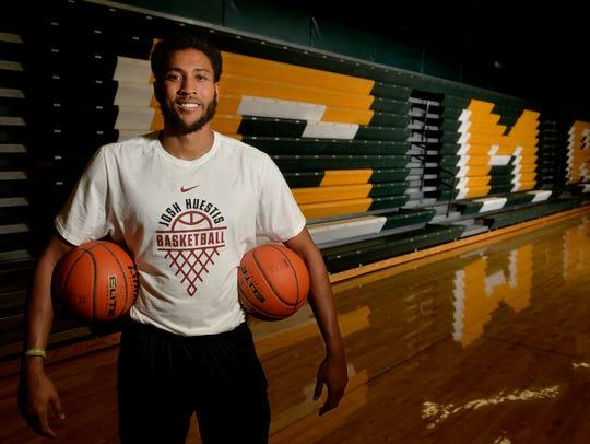 Josh Huestis is holding his annual Josh Huestis Basketball