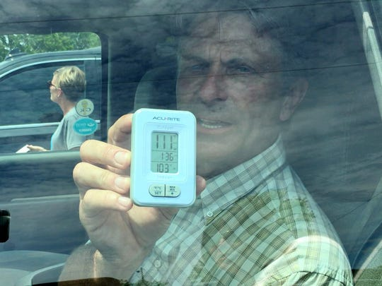 Beat The Heat Shows Dangers Of Leaving Children Pets In Hot Cars