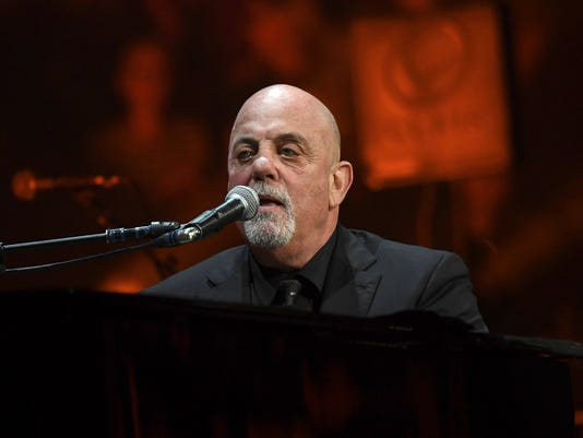 Entertainment: Billy Joel