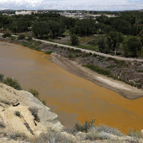 Navajo farmers, ranchers sue EPA and contractors for Gold King Mine spill