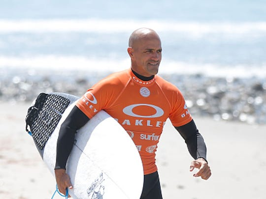 Maybe Kelly Slater would agree to star in our Surfing