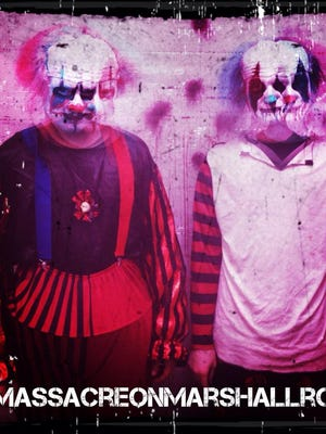The Massacre on Marshall Road haunted house kicks off its season Friday and Saturday.