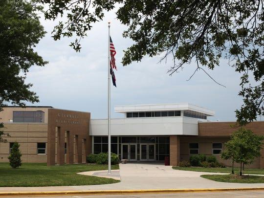 Glendale High School in Springfield, Missouri.