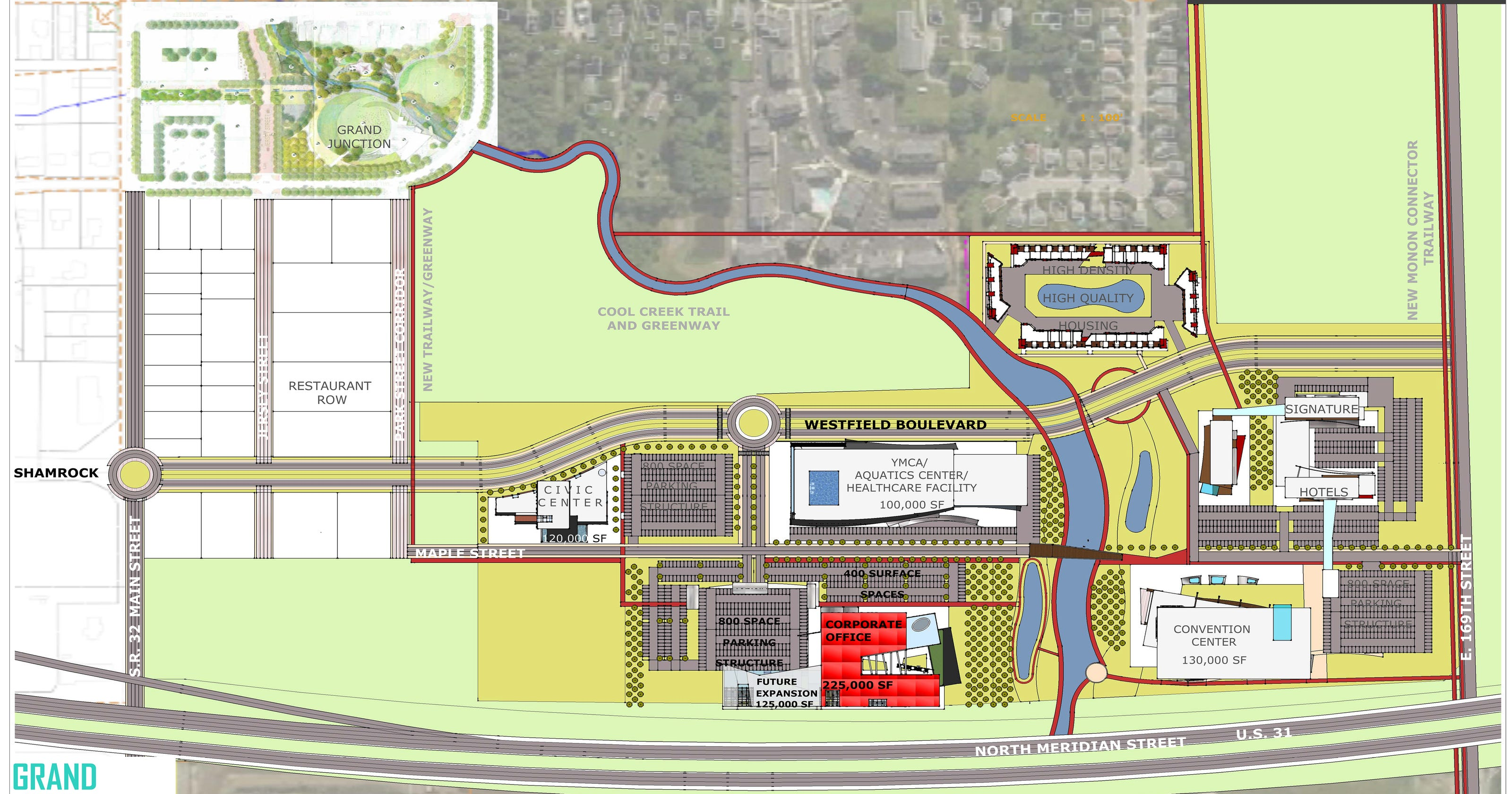 $200M project to reshape 64 acres of Westfield