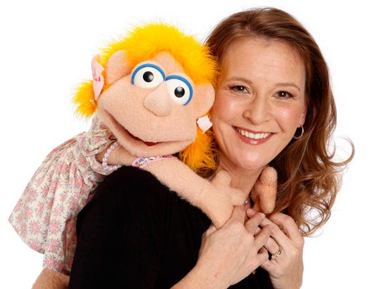 Ventriloquist Lynn Trefzger will perform Aug. 23 at the Performing Arts Center at Kent State University at Tuscarawas in New Philadelphia.