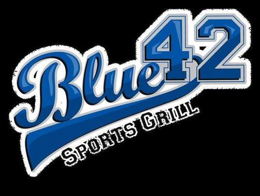 Blue 42 logo