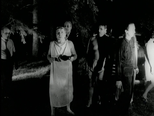 """George A. Romero's """"Night of the Living Dead"""" gets"""