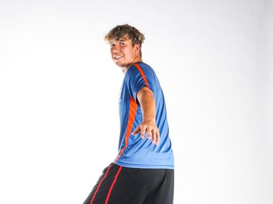Ian Ziegler - Cape Coral - Tennis