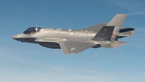 The new F-35 Lightning II is designed with several features to create a stealth fighter able to elude enemy radar.