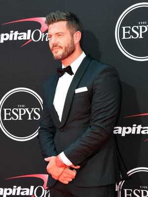 Jesse Palmer arrives for the 2017 ESPYs at Microsoft Theater.