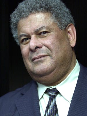 Winston Ross in 1999.