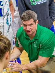 FGCU women's basketball coach Karl Smesko wants to