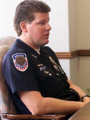 Former LMPD officer Matthew Corder