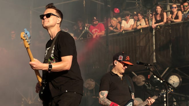 Aug. 8BLINK 182: 7 p.m. Ascend Amphitheater. SOLD OUT.