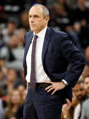 Ettore Messina began his coaching career in 1989 with