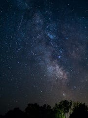 Milky Way from Sheldon