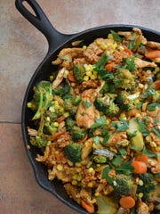 No one needs to know your vegetable stir fry started with frozen vegetables.
