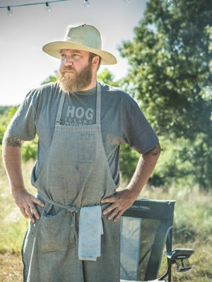 Dai Due chef-owner Jesse Griffiths.