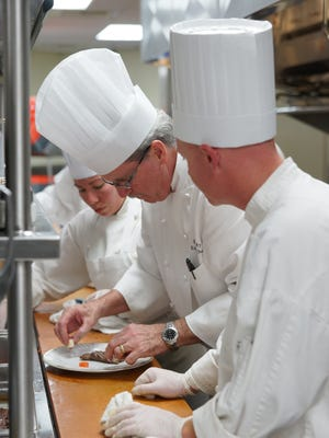 Chef Hugh Duffy has been at The Reserve Club since it opened in 1998.
