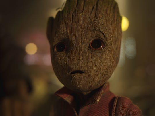 More than a speed man, Vin Diesel voices the adorable Baby Groot in 'Guardians of the Galaxy Vol. 2.'