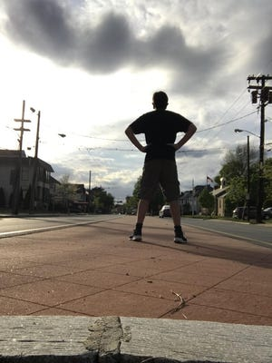 Watertown resident Noah Ferraresso has walked every street in Watertown and is on a personal quest to walk every street in the surrounding communities.