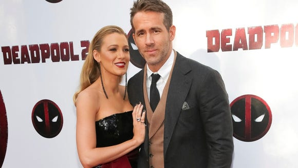 Blake Lively and Ryan Reynolds are up to their old