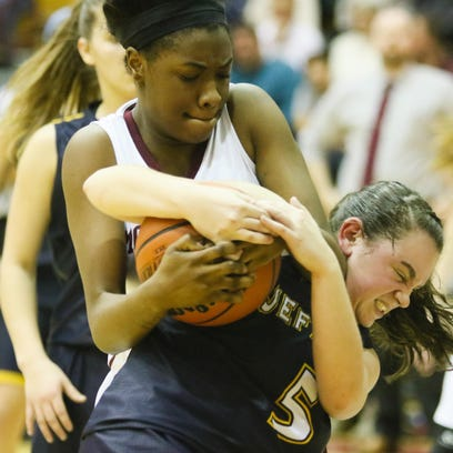 Morristown girls roll past Jefferson  to MCT championship