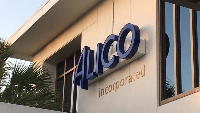 Alico Inc. is based off Daniels Parkway in south Fort Myers.