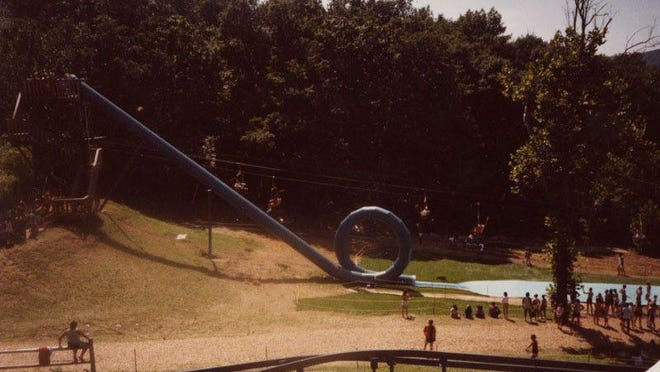 The Cannonball Loop, open only sporadically over the years due to its uncanny ability to maim guests.
