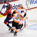 Flyers hope they hit rock bottom heading into bye week