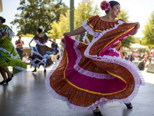 There'll be plenty of dancing to Latin music at the