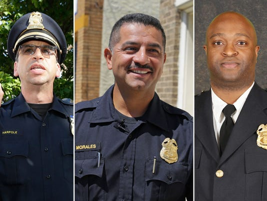Police Chief Candidates