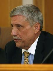 Toms River Township Council President Brian Kubiel