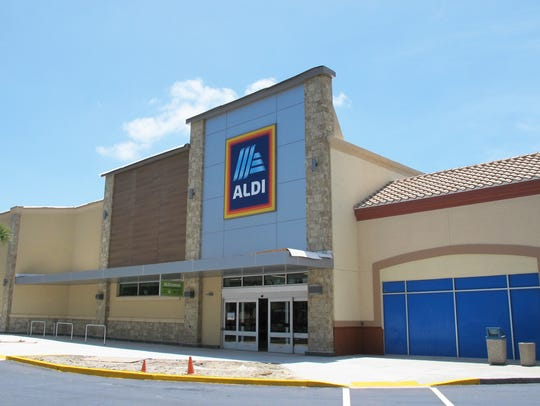The second Aldi grocery store in Collier County will