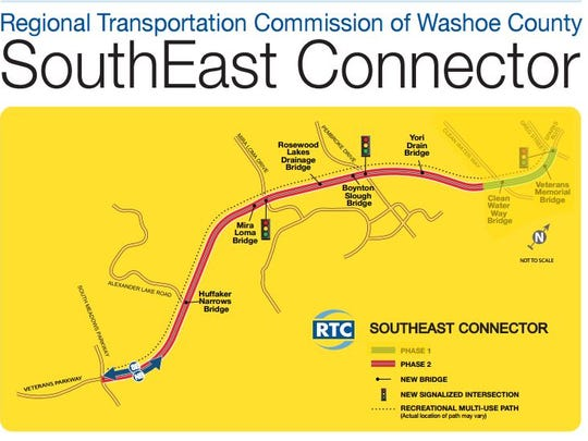Plans for the SouthEast Connector. Image from SouthEastConnector.com.